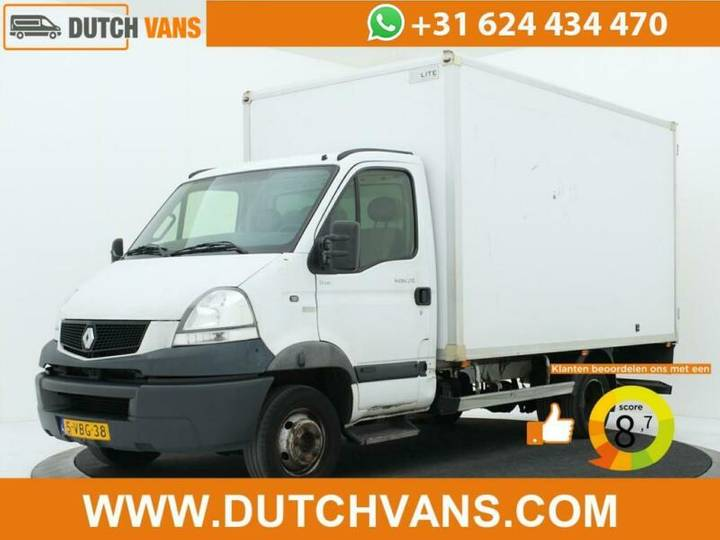 Renault Trucks Mascott 130.35 Koffer - 2009