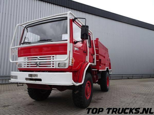 Renault 110-170 4x4, Camiva 3000 ltr, feuerwehr - fire brigade - ... - 1991