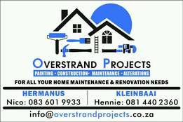 Home maintenance and renovation services