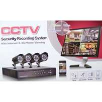 CCTV Surveillance Security Camera
