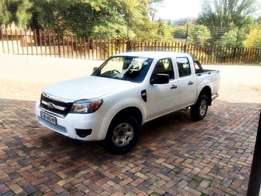 Double cab 2011 Ford Ranger 2.5 Tdi 4x4