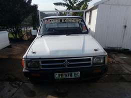 Two bakkie for the price of one