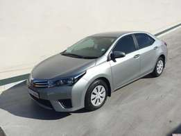 Demo Model - 2016 Toyota Corolla 1.4D-4D Esteem - Ideal For uber
