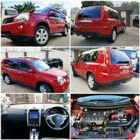 Nissan X-Trail fully loaded, leather interior, rear camera, alloys