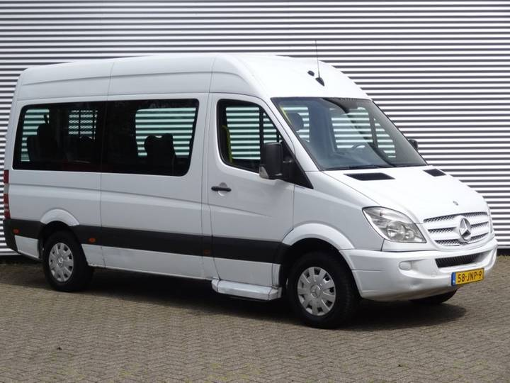 Mercedes-Benz SPRINTER 311CDI 9P Flex-I-Trans Invaliden - 2009