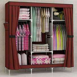 3 Column Portable Wardrobes