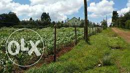 3 acre land for sale,3km from kakamega town, good price ONLY 4.5M