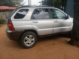 Registered 2006 Kia Sportage 4WD