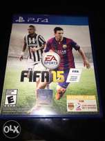 super clean barely used FIFA 15 ,PS4 game cd for sale in abuja.