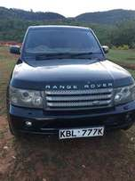 2006 Range Rover Sport 4.4L Petrol* Double exhaust* 2x rear screens