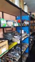 Vehicle Body and Engine Parts for Sale