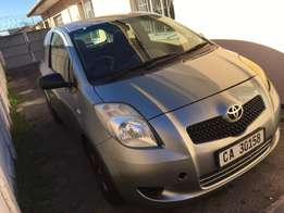 Toyota Yaris 1.3 Hatchback Good condition