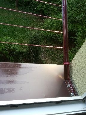 Suszarka Na Pranie Za Okno Balkon Chrzanów Olxpl