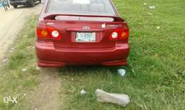 Very Sharp Corolla Sports for Sale at a Giveaway Price!