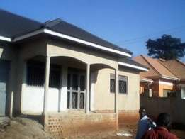 3 bedroom shell bungalow for sale at Kitende