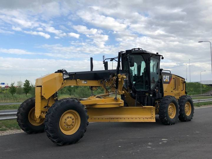 Caterpillar 120M VHP Plus Motor Grader - 2016