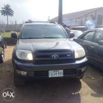 clean 2005 toyota 4runner for sale