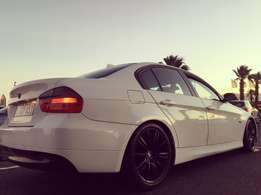 "Bmw 18"" Motorsport mags and tyres for sale"