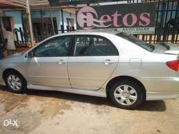 Toyota sport (Tokunbo) for sale