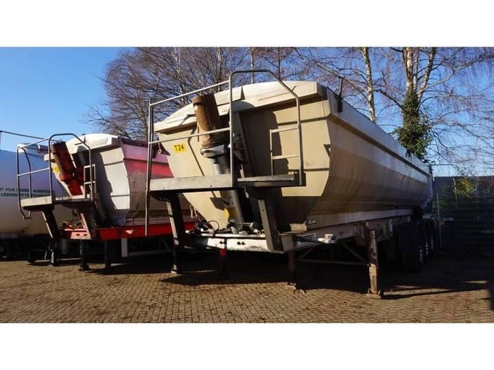 Kel-Berg Alu Tipper 29m3 - Steel Chassis - 2005