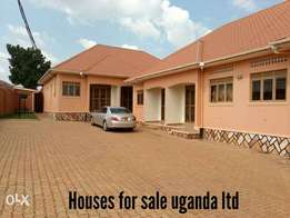 Rentals houses for sale located in kira with ready land title.