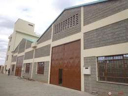 Godown/ Warehouse Area 5184Sq Ft To Let Mombasa Rd for 185,000