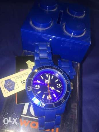 ice watch for sale (almost brand new)