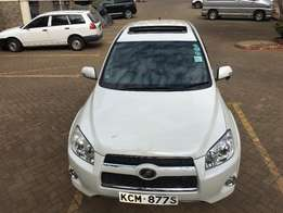 Very clean 2011 Toyota RAV4 SPORT