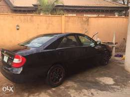 Toyota Camry 2004 Black for QUICK SALE