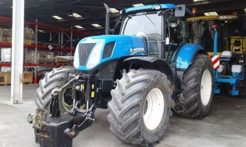 New Holland T7.260 Apc - 2014