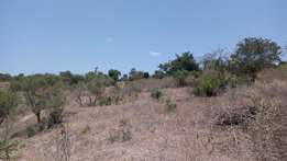 Kambiti 3 acres land for sale