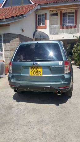 Very clean 2009 Subaru Forester on quick sell Nairobi CBD - image 2