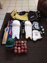 selling my cricket kit