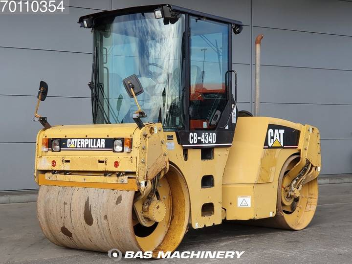 Caterpillar CB434 D - 2004