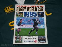 The Complete Book of the Rugby World Cup 1995 (Hardcover)