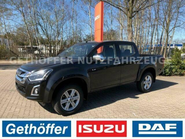 Isuzu D Max Double Cab Custom MT Euro6 AHK bis 3,5t