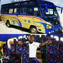 Diani Beach Resort 29 Seater Staff Bus for Sale!!