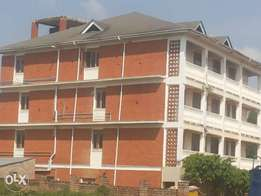 Three storeyed commercial building in Malaba Uganda