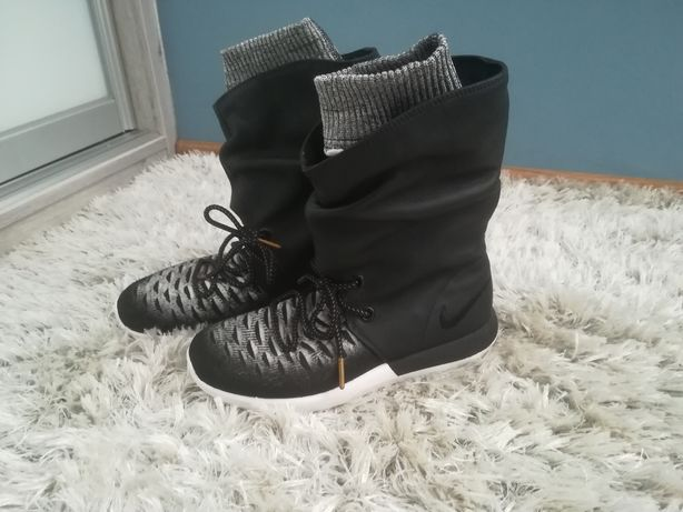 new concept d10b6 014a6 Buty Nike Wmns Roshe Two Hi Flyknit