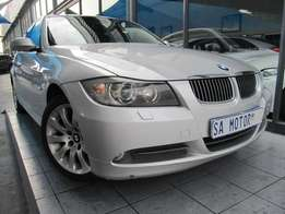 2008 BMW 330 D Exclusive Automatic