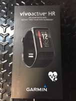 Garmin Vivoactive HR GPS Smartwatch and activity tracker