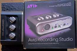 Avid Recording Studio (M Audio)