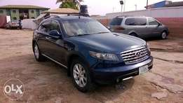 Very Clean Registered Infiniti FX35 07