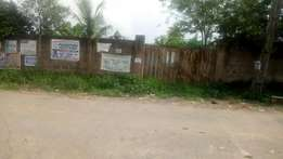 2 plots of land for sale at New garage