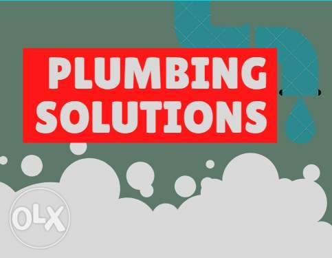 Any issue about plumbing in your place you can call,