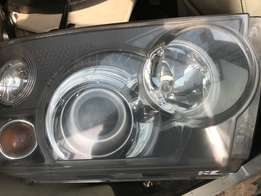 Range Rover Left Head Light