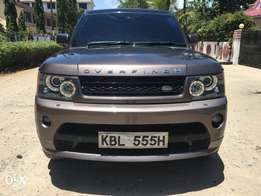 Range Rover Sport Overfinch - Exellent Condition