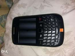 BlackBerry 8520 locked with foreign SIM card UK used