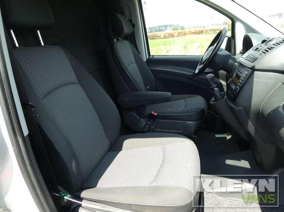 Mercedes-Benz VITO 110 CDI LONG AC lang, metallic, airc - 2014 - image 5