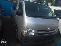 Toyota Hiace Excellent condition automatic petrol.